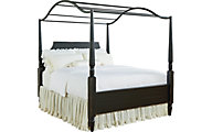 Magnolia Home Farmhouse Carriage King Canopy Bed