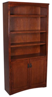 Martin Furniture Mission Pasadena Bookcase