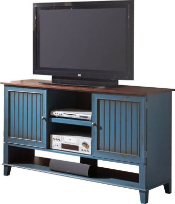 Martin Furniture Ellington Deluxe 60 Inch TV Console