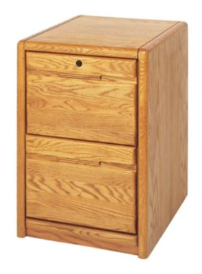 Martin Furniture Contemporary 2-Drawer File Cabinet