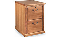 Martin Furniture Huntington Wheat Two-Drawer File