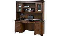 Martin Furniture Kensington Credenza & Hutch