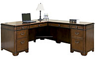 Martin Furniture Kensington RHF Desk