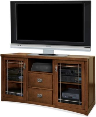 Martin Furniture Mission Pasadena 60-Inch TV Stand