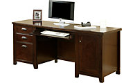 Martin Furniture Tribeca Loft Cherry Computer Credenza