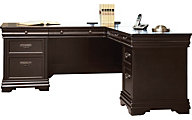 Martin Furniture Beaumont Office RHF Desk