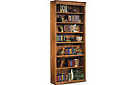 Martin Furniture Huntington Wheat 84-Inch Bookcase