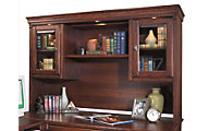 Martin Furniture Huntington Burnished Storage Hutch