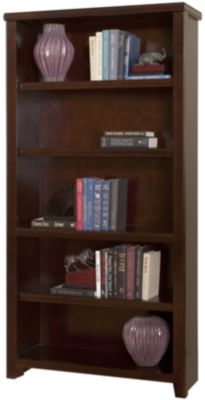 Martin Furniture Tribeca Loft Cherry Bookcase