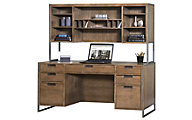 Martin Furniture Belmont Credenza & Hutch