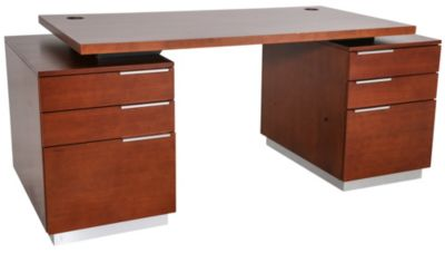 Martin Furniture Monterey Executive Desk