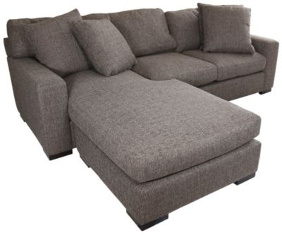 Max Home Brookfield Collection 2-Piece Chaise Sofa