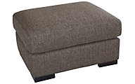 Max Home Outback Brown Ottoman