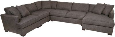 Max Home Bonsai Collection 5-Piece Modular Sectional