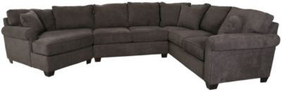 Max Home Cooper Collection 3-Piece Sectional
