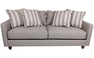 Max Home Stripe Collection Apartment Sofa