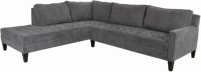 Max Home Stanford Collection 2-Piece Sectional
