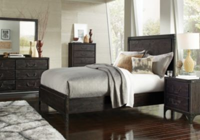 Modus Furniture Buxton 4-Piece Queen Bedroom Set