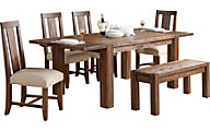 Modus Furniture Meadow 6-Piece Dining Set