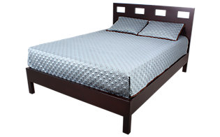Modus Furniture Nevis Queen Bed