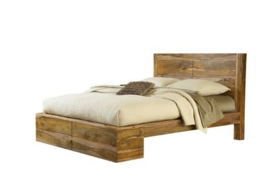 Modus Furniture Atria Queen Panel Bed