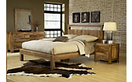 Modus Furniture Atria 4-Piece King Platform Bedroom Set