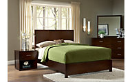 Modus Furniture Modera 4-Piece Queen Bedroom Set