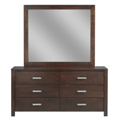 Modus Furniture Riva Dresser with Mirror