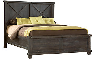 Modus Furniture Yosetime Queen Bed