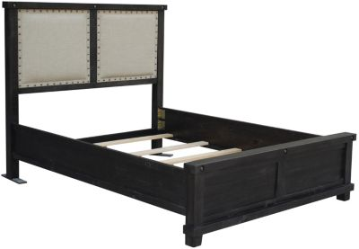 Modus Furniture Yosetime Queen Upholstered Bed