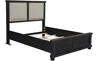 Modus Furniture Yosetime King Upholstered Bed