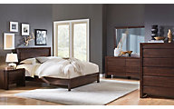 Modus Furniture Element 4-Piece Queen Bedroom Set