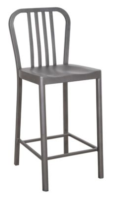 Modus Furniture York Metal Bar Stool
