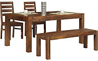 Modus Furniture Genus 4-Piece Dining Set