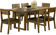 Modus Furniture Alba 7-Piece Dining Set