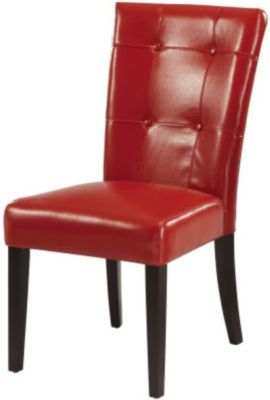 Modus Furniture Bossa Red Side Chair