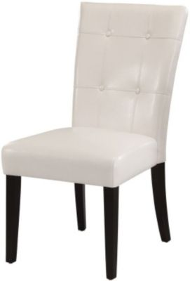 Modus Furniture Bossa White Side Chair