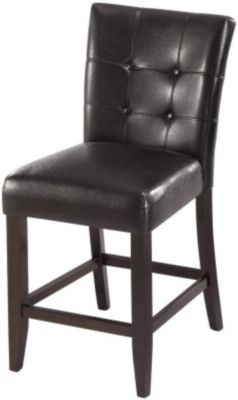 Modus Furniture Bossa Black Counter Stool