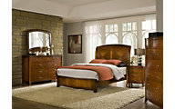 Modus Furniture Brighton 4-Piece King Bedroom Set