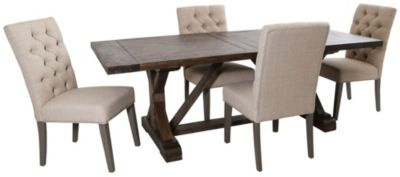 Modus Furniture Cameron/Kathryn 5-Piece Dining Set