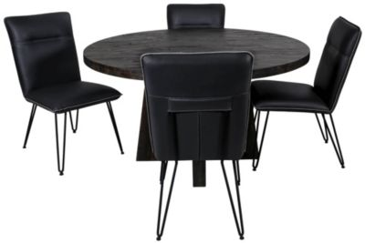 Modus Furniture Orson/Demi 5-Piece Dining Set