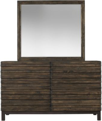 Modus Furniture Delfina Dresser with Mirror