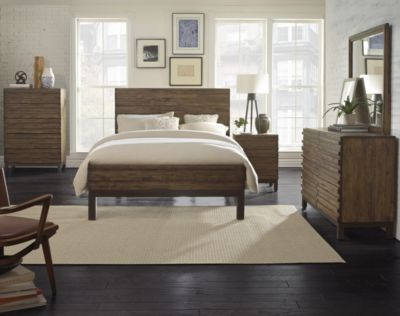 Modus Furniture Delfina 4-Piece King Bedroom Set