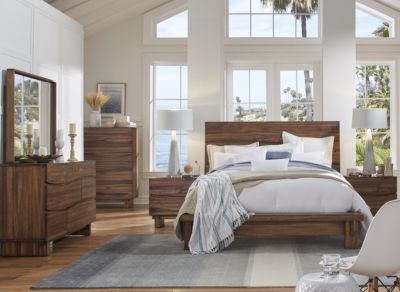 Modus Furniture Ocean 4-Piece King Bedroom Set