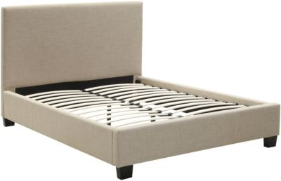 Modus Furniture Geneva St. Pierre Full Upholstered Bed