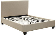 Modus Furniture Geneva St. Pierre California King Upholstered Bed