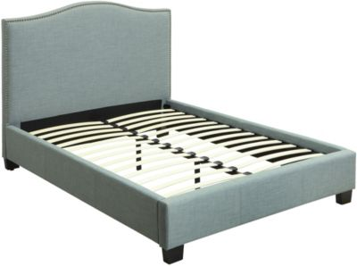 Modus Furniture Geneva Ariana Full Upholstered Bed