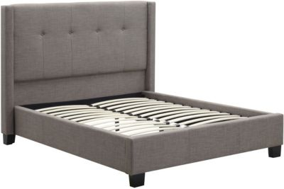 Modus Furniture Geneva Madeleine California King Upholstered Bed