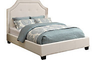 Modus Furniture Geneva Heritage California King Upholstered Bed