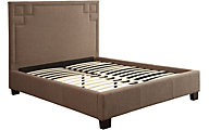 Modus Furniture Geneva Rue California King Upholstered Bed